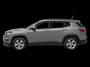 Configurateur & Prix de Jeep Compass 2017