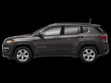 Configurateur & Prix de Jeep Compass 2018