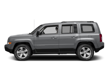 Configurateur & Prix de Jeep Patriot 2017