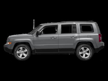 Configurateur & Prix de Jeep Patriot 2017