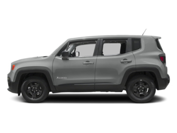 Configurateur & Prix de Jeep Renegade 2017