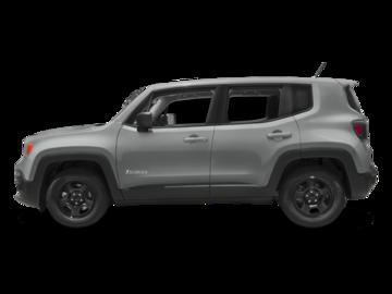 Configurateur & Prix de Jeep Renegade 2018