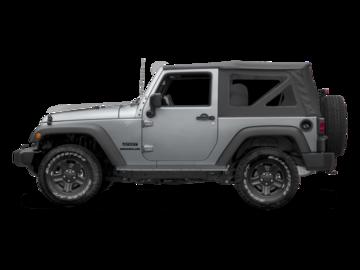 Configurateur & Prix de Jeep Wrangler 2016