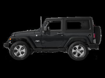 Configurateur & Prix de Jeep Wrangler 2017