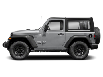 Configurateur & Prix de Jeep Wrangler 2019