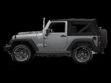 Configurateur & Prix de Jeep Wrangler JK 2018