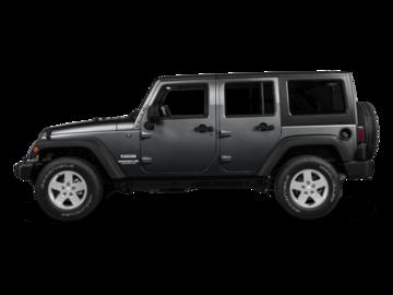 Configurateur & Prix de Jeep Wrangler JK Unlimited 2018