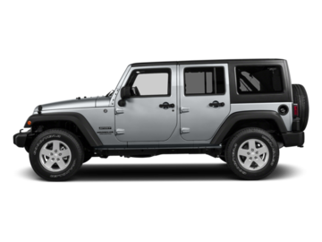 Configurateur & Prix de Jeep Wrangler JK Unlimited 2018