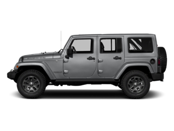 Jeep Wrangler JK Unlimited Convertible - Cabriolet  2018