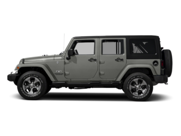 Jeep Wrangler Unlimited  2016