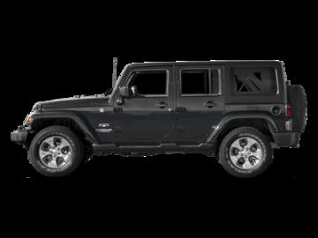Configurateur & Prix de Jeep Wrangler Unlimited 2017