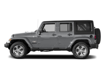 Configurateur & Prix de Jeep Wrangler Unlimited 2017