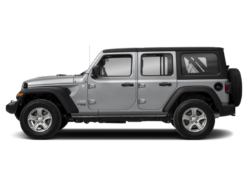 Configurateur & Prix de Jeep Wrangler Unlimited 2019