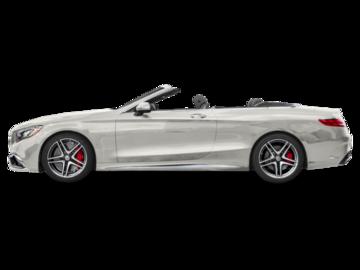 Mercedes-Benz S-Class Convertible - Cabriolet  2019