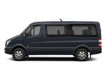 Configurateur & Prix de Mercedes-Benz Fourgons Passagers Sprinter 2017