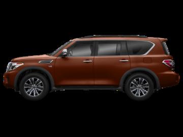Configurateur & Prix de Nissan Armada 2018