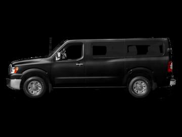 Nissan NV Passenger  2017