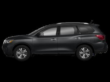 Configurateur & Prix de Nissan Pathfinder 2018