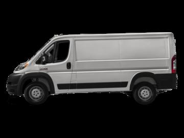 Configurateur & Prix de Ram ProMaster fourgonnette utilitaire 2017