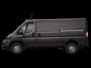 Configurateur & Prix de Ram ProMaster fourgonnette utilitaire 2019
