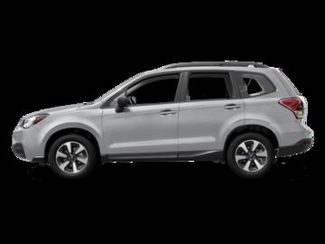 Configurateur & Prix de Subaru Forester 2018