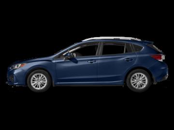Configurateur & Prix de Subaru Impreza Hayon 2017