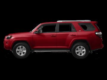 Configurateur & Prix de Toyota 4Runner 2017