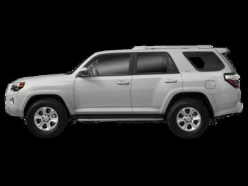 Configurateur & Prix de Toyota 4Runner 2018