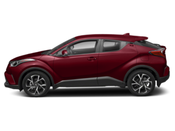 Configurateur & Prix de Toyota C-HR 2018