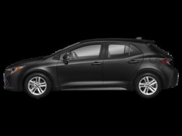 Configurateur & Prix de Toyota Corolla à hayon 2019