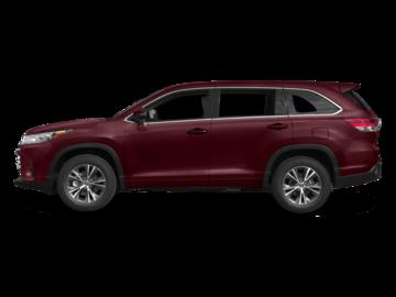 Configurateur & Prix de Toyota Highlander 2018