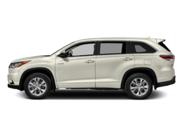 Configurateur & Prix de Toyota Highlander Hybride 2016