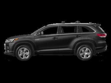 Configurateur & Prix de Toyota Highlander Hybride 2018