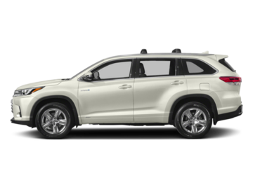 Toyota Highlander Hybrid  2018