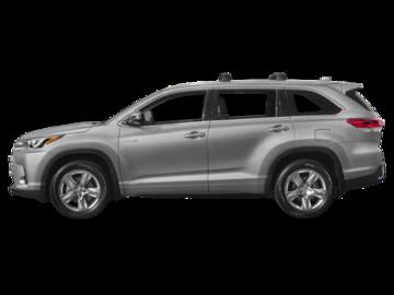 Configurateur & Prix de Toyota Highlander Hybride 2019