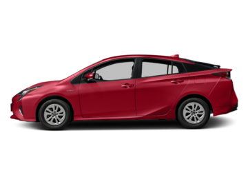 Configurateur & Prix de Toyota Prius 2017