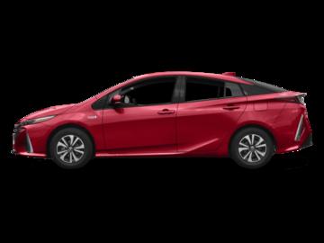 Configurateur & Prix de Toyota Prius Prime 2017