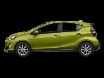 Configurateur & Prix de Toyota Prius c 2017