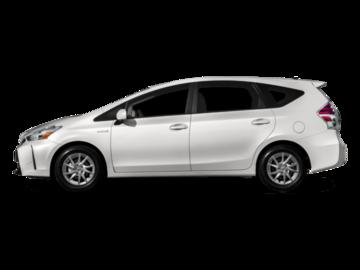 Configurateur & Prix de Toyota Prius V 2017