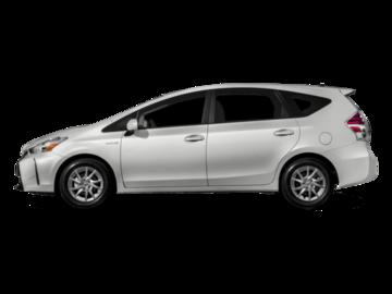 Configurateur & Prix de Toyota Prius V 2018