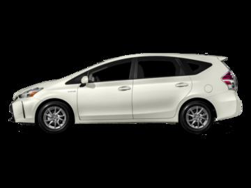 Toyota Prius v  2018