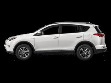 Configurateur & Prix de Toyota RAV4 Hybride 2018