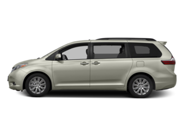Configurateur & Prix de Toyota Sienna 2016