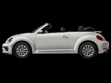Configurateur & Prix de Volkswagen Beetle Décapotable 2018