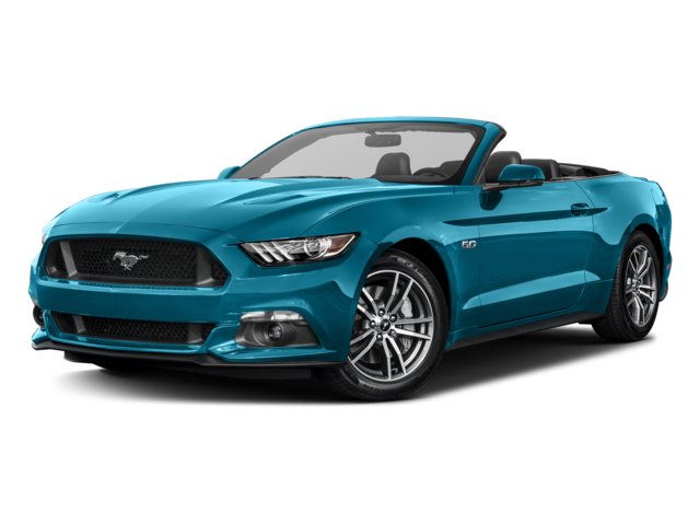 Ford Mustang Convertible - Cabriolet 2017