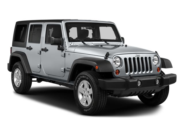 Jeep Wrangler Unlimited Convertible - Cabriolet 2017