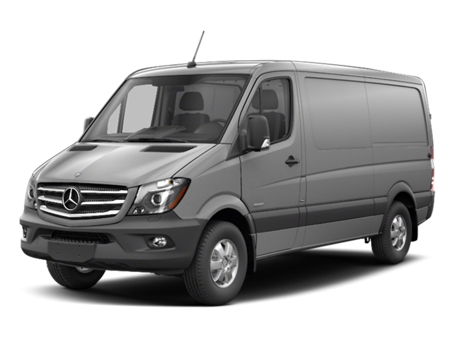 2017 Mercedes-Benz Sprinter Cargo Vans