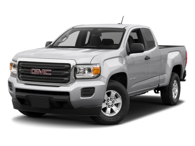 2018 GMC Canyon