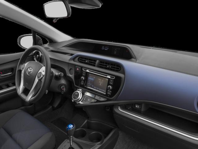 2017 Toyota Prius_c