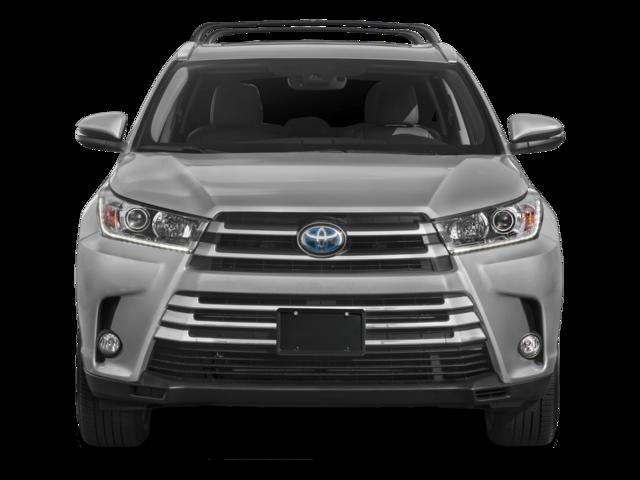 Toyota Highlander_Hybrid  2018